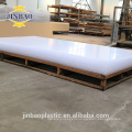 jinbao unbreakable high gloss decorative acrylic 2mm 3mm wall panels