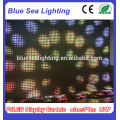 Indoor LED Vorhang Beleuchtung LED Vorhang Flexible LED Display