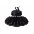 A luz highbay industrial do SNA de 150w UFO conduziu a luz do crommercial com tampa e a lente de vidro