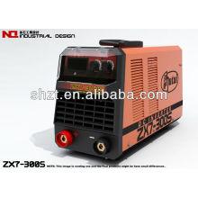 ZX7-315S dc mma inversor dupla tensão inversor doméstico máquina de solda a arco elétrico 220V / 380V