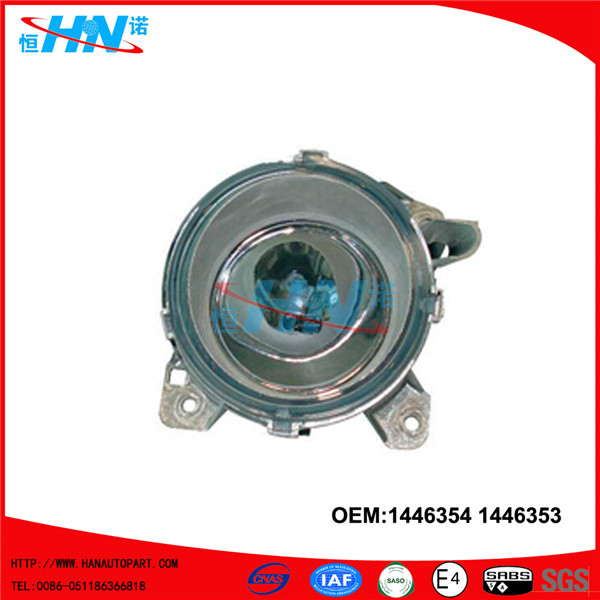 Internal Fog Lamp 1446354 1446353 Truck Parts