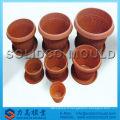 Vente chaude de haute qualité prix concurrentiel empilable pot de fleur moule