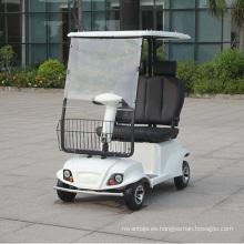 Scooter de movilidad eléctrica con aprobación medioambiental CE (DL24800-6A / 6B)