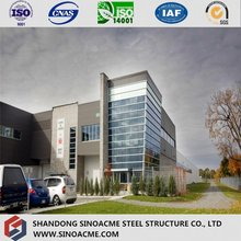 Edificio Estructural Residencial Certificado / Construcción
