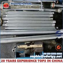 Cilindro de pistón de cromado duro para cilindro hidráulico