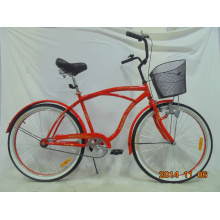 "Best Seller 26"" Man Type Beach Cruiser Bicycle (FP-BCB-C027)"