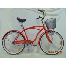 "Best Seller 26"" Man Type Beach Cruiser Bicycle (FP-BCB-C027)"