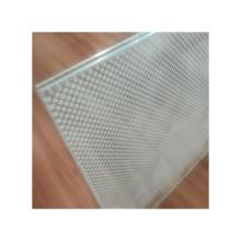 high quality tempered silkscreen printing ceramic frit glass price