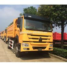 4x2 right hand drive Sinotruk HOWO dump truck / HOWO tipper truck / HOWO dumper / HOWO self loading truck / Dumping truck
