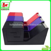 Dispensador de fita decorativa, distribuidor de fita de dois lados zcut-9