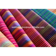 100% Baumwollstoff 76*76 CM40*CM40 91gsm Leinwandbindung aus Vietnam