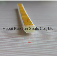 Good Flexible Door Gap Weatherproof PU Seal Strip