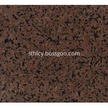 Polished Surface Marron Guaiba Granite Stone