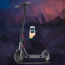 e scooter off road adult electric scooter