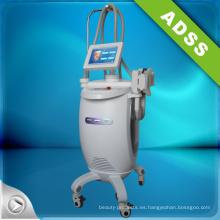 Terapia de ondas acústicas / equipo de pérdida de peso de cavitación ultrasónica Cryo