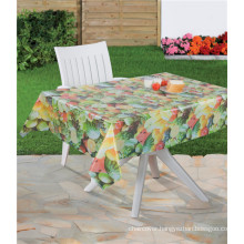 Hot Patterns Vinyl Tablecover Plastic Transparent, PVC Material and Oilproof/Waterproof Feature
