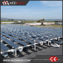 Sistema de telhado de módulo solar econômico (NM0491)