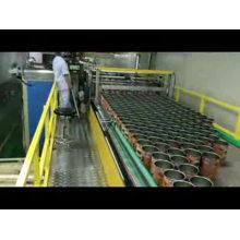 Meistverkaufter billiger Großhandelspalettierer für Dosenverpackungslinie