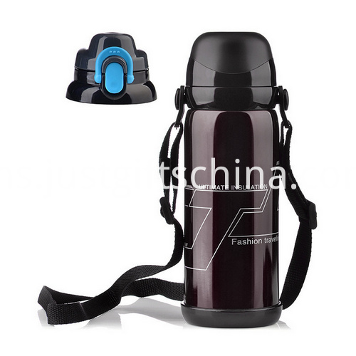 Promotional 800ml Stainless Outdoors Sports Bottles_2