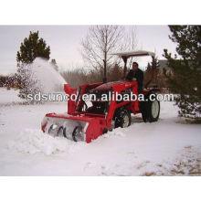Schneeschleuder für Mini-Traktor