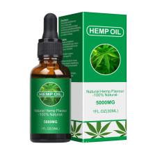 Private Label  100% Natural Herbel  Moisturizing Repairing Smoothing Skin Hemp Seed Essential Oil