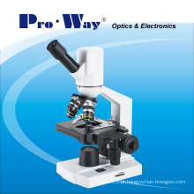 Microscópio biológico digital profissional do vídeo (DN-PW116M)