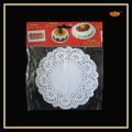 4.5 Inches Food Grade Round Paper Lace Doily
