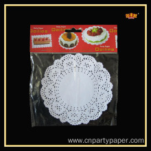 New Product Western-style Lace Disposable Paper Foil Doilies