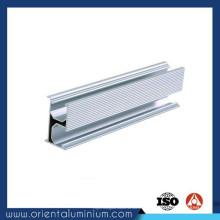 Profil de l'extrusion d'aluminium de la porte de la salle de bain pour la salle de bain
