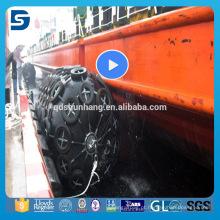 Pára-choques de barco de borracha offshore de ar feito na China