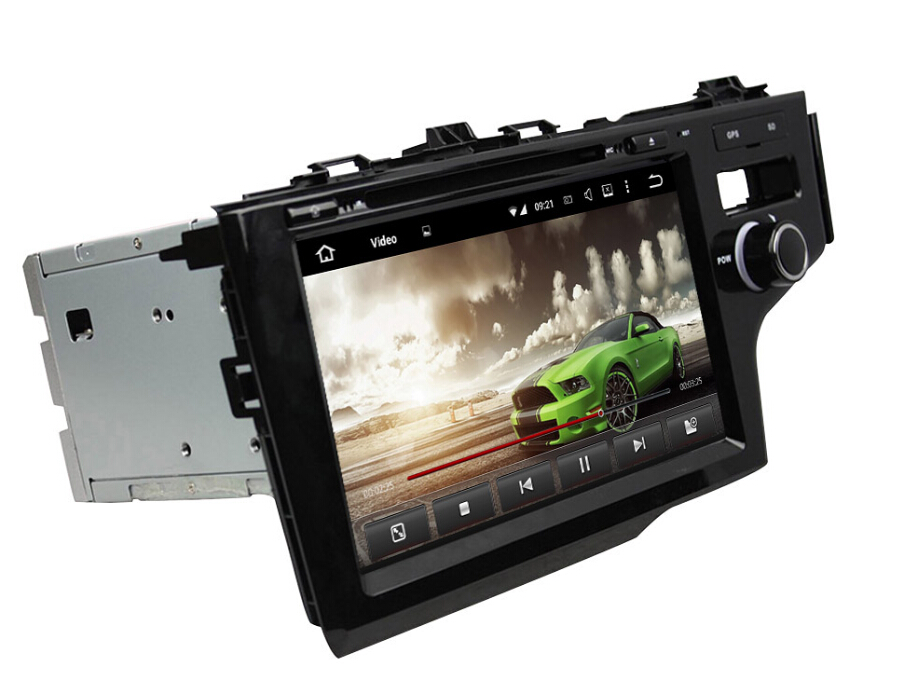 FIT JAZZ 2014 GPS Car dvd player