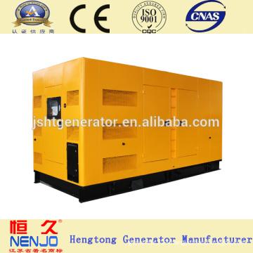 American engine NTAA855-G7A silent type generator diesel standby power 360KW