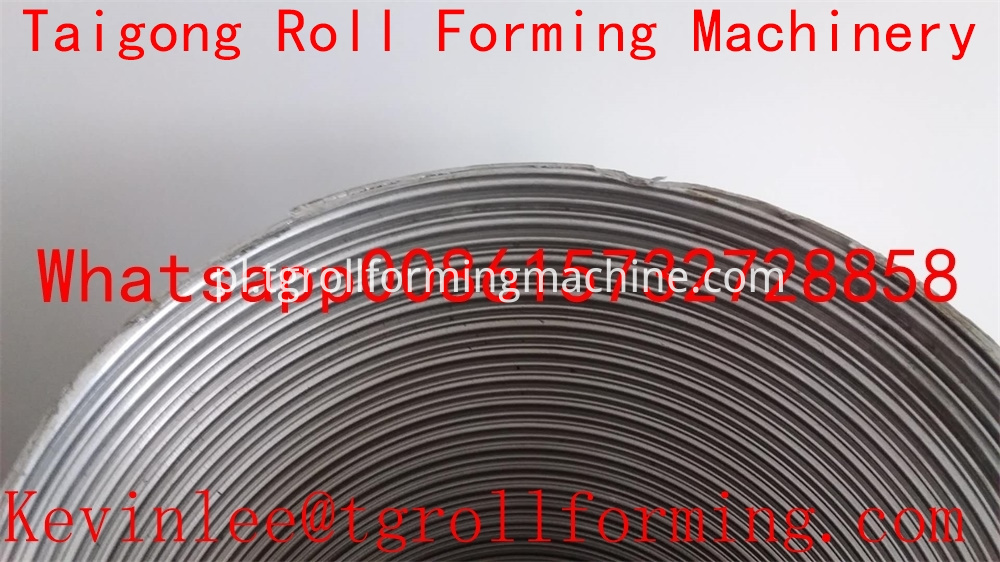 Aluminum Core Roll Forming Machine