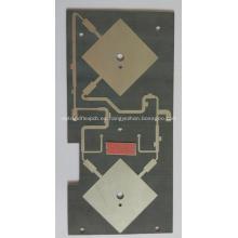 Aplicación de RF de alta frecuencia PCB Teflon PCB