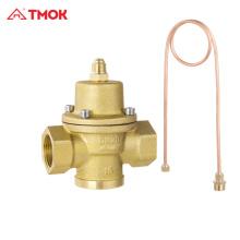 Válvula de pressão diferencial de cobre com preço baixo