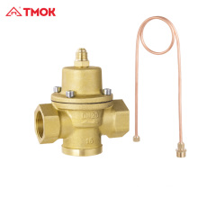 Copper differential pressure valve with low price