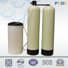 0.3-20 T / H ablandador de agua automático para calentar Bioler