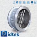 Didtek WCB 150LB 10 Zoll Dual-Platten-Rückschlagventil