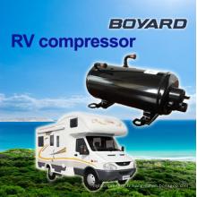 Quantité élevée économiser espace d'installation compresseur horizontal avec R407c pour limousine toit cabine grue climatiseur