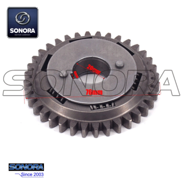 Counter Balance Shaft Drive Gear Zhongshen NC250 Κινητά πρωτότυπα μέρη