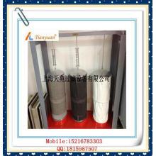 Incinerateur d'ordures Tuyau filtrant en fibre de verre en fibre de verre non alkali expansé