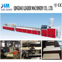 Wood Plastic Door Board Machinery