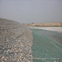 Paniers de Gabion en acier inoxydable pour l'inondation de contrôle