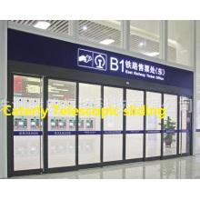 Garantía de Calidad Garantía Operador de Puerta Telescópico