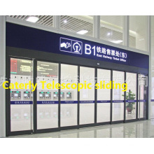 Quality Assurance Guarantees Telescopic Door Operator