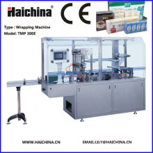 Makeup Box / Cosmetic Packaging Machine Pvc Film For Skin Care Products Box