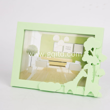 resin desktop memory wedding photo picture frame