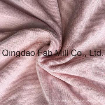 180GSM 95%Bamboo 5%Spandex Jersey Fabric (QF16-2521)