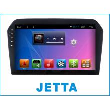 Android 5.1 Car DVD para la pantalla táctil de Jetta con la navegación del GPS del coche