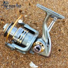 Бесплатная доставка качества ЧПУ сократить OEM, спиннинг рыболовная катушка
